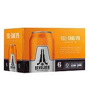 Revolver Brewing Full-Tang IPA  Beer 12 oz  Cans