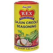 Rex Cajun Creole Seasoning