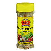 Rex Cajun Trinity With Garlic Seasoning