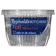 Reynolds Foil Baking Cups