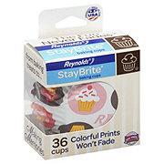 Reynolds Sophisticated Patterns Staybrite Bake Cups