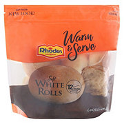 Rhodes Bake N Serv Soft Dinner Rolls
