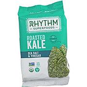 Rhythm Super Foods Sea Salt Vinegar Roasted Kale