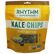Rhythm Superfoods Honey Mustard Kale Chips