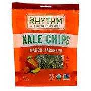 Rhythm Superfoods Mango Habanero Kale Chips