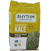RHYTHM SUPERFOODS Roasted Garlic And Onion Roasted Kale