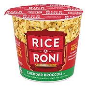 Rice A Roni Cheddar Broccoli Cup