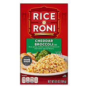 Rice A Roni Cheddar Broccoli Flavor