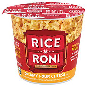 Rice A Roni Creamy Four Cheese Cup
