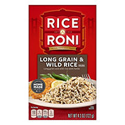 Rice A Roni Long Grain And Wild Rice