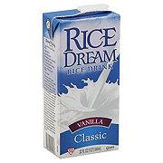 Rice Dream Classic Vanilla Rice Drink