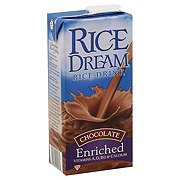 Rice Dream Enriched Chocolate Rice Drink