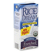 Rice Dream Original Unsweetened Rice Drink