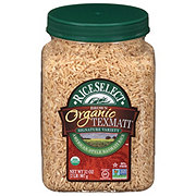 Rice Select Organic Texmati Brown Rice