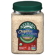Rice Select Organic Texmati Long Grain American Basmati White Rice
