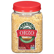 Rice Select Plain Orzo