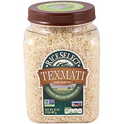 Rice Select Texmati Long Grain American Basmati Light Brown Rice