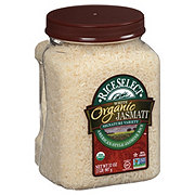 Rice Select Texmatic Organic Jasmati Rice