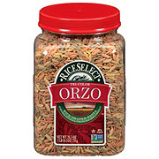 Rice Select Tri-Color Orzo