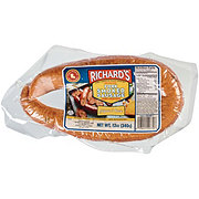 Richard's Jalapeno and Cheese Pork Sausage