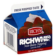 Richs Non-Dairy Topping