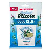 Ricola Cool Relief Cough Drops
