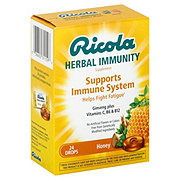 Ricola Herbal Immunity Honey Lozenges