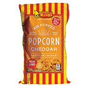 Ricos Cheddar Cheese Flavored Popcorn