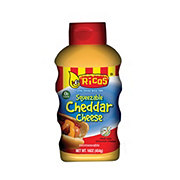 Ricos Squeezable Cheddar Cheese