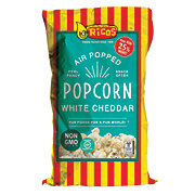 Ricos White Cheddar Popcorn