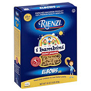 Rienzi Mini Elbows Pasta