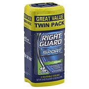 Right Guard Sport Invisible Solid Fresh Antiperspirant & Deodorant 2 PK