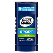 Right Guard Sport  Invisible Solid Fresh Antiperspirant and Deodorant