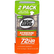 Right Guard Total Defense 5 Fresh Blast Gel Antiperspirant & Deodorant Twin Pack