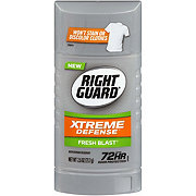 Right Guard Total Defense 5 Invisible Solid Fresh Blast Antiperspirant and Deodorant
