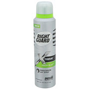 Right Guard Xtreme Fresh Blast Precision Dry Spray