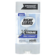 Right Guard Xtreme Max Power 96HR Antiperspirant Gel