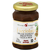 Rigoni di Asiago Nocciolata Organic Hazelnut Spread