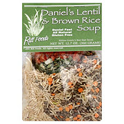 Rill Foods Lentil & Brown Rice Soup Mix