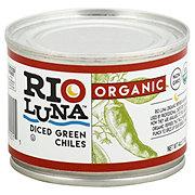 Rio Luna Organic Diced Green Chiles