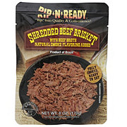 Rip N Ready Shredded Beef Brisket Smoke Flavor