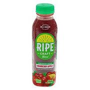 Ripe Craft Juice Cranberry Apple