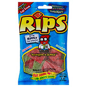 Rips Bite-Size Strawberry And Green Apple Licorice