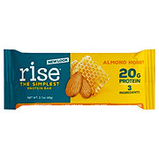 Rise Almond Honey Protein Bar