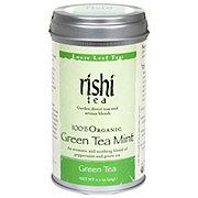 Rishi Organic Green Tea Mint