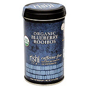 Rishi Organic Loose Leaf Blueberry Rooibos