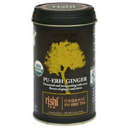 Rishi Rishi Organic Pu-Erh Tea