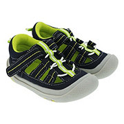 Rising Star Navy/Green Shoes
