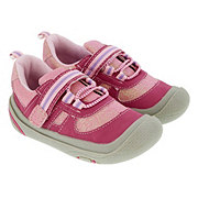 Rising Star Pink Glitter Sport Shoes