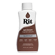 Rit Dark Brown 25 Liquid Dye